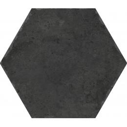 Carrelage sol et mur hexagonal Jungle lava 23*27 cm