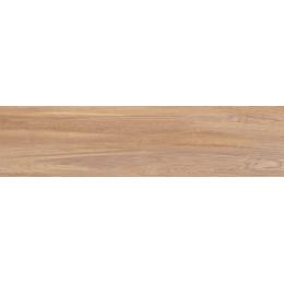 Carrelage sol extérieur effet bois Bermude miel R11 22.5*90 cm